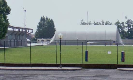 Campo sportivo venegoni marazzini mappa di parabiago for Campo sportivo seminterrato